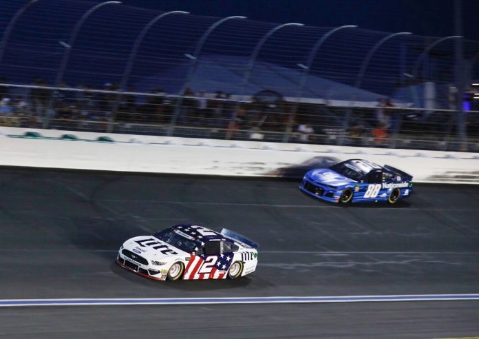 Cms Calendar 2014-2019 Keselowski Edges Bowman In Second Stage At CMS | SPEED SPORT