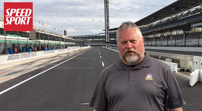 SPEED SPORT IndyCar Correspondent Bruce Martin recaps the 103rd running of the Indianapolis 500.