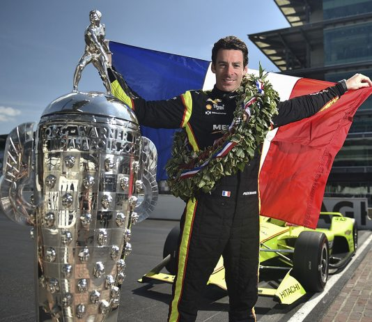 Simon Pagenaud earned a whopping $2.6 Million for his Indianapolis 500 victory. (IndyCar Photo)