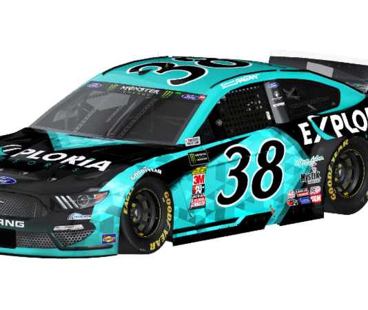 Club Exploria is backing David Ragan at Pocono Raceway.