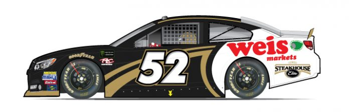Steakhouse Elite and J.J. Yeley have joined Rick Ware Racing for Sunday's Pocono 400.