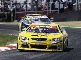 Alon Day won Saturday's NASCAR Whelen Euro Series ELITE 2 event at Brands Hatch. (NASCAR Photo)