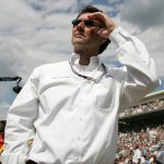 Tony George was embroiled in a family feud of sorts 10 years ago. (IMS Archives Photo)