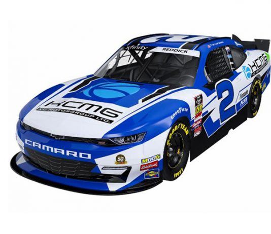 KC Motorgroup Ltd. (KCMG) has renewed its deal with Richard Childress Racing in the NASCAR Xfinity Series.