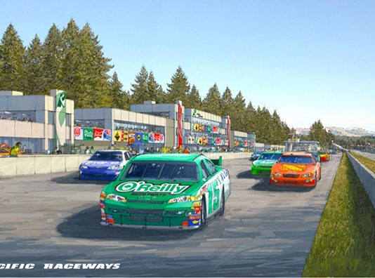 Pacific Raceways has announced plans for a $25 million expansion.