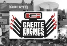 Gaerte Racing Engines will be sold in a liquidation auction on June 18-19.