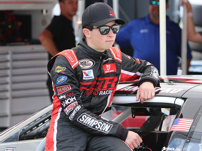 Ryan Repko has signed a multi-race deal with JD Motorsports to race in the NASCAR Xfinity Series. (Adam Fenwick Photo)
