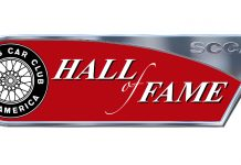 SCCA Hall of Fame Logo