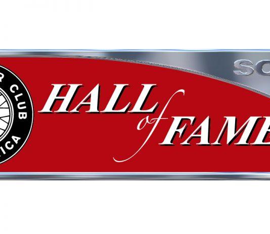 SCCA Hall of Fame Logo