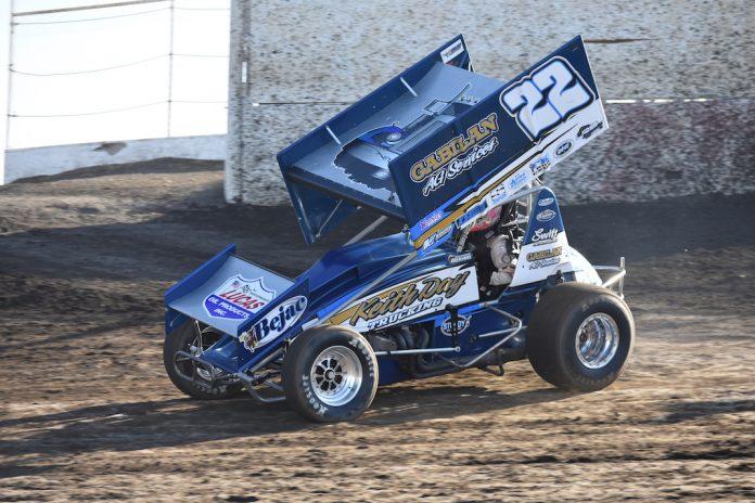 Ryan Bernal (Joe Shivak photo)