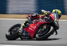 Alvaro Bautista romped to his 12th World Superbike win of the year Saturday in Jerez, Spain. (Ducati Photo)