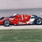 Danny Sullivan drove a March chassis to victory in the 1985 Indianapolis 500.