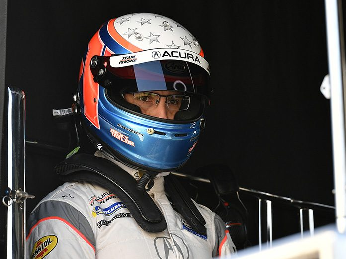 Ricky Taylor is looking for his own crown jewel when he travels to France for the 24 Hours of Le Mans this week. (IMSA Photo)