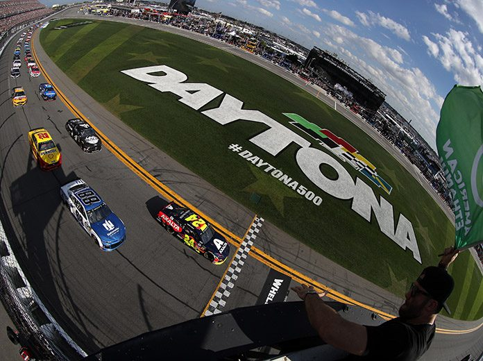 Tickets for the 62nd running of the Daytona 500 go on sale Friday. (NASCAR Photo)