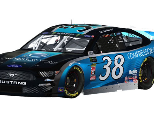 Compressor World will support Front Row Motorsports and David Ragan at New Hampshire Motor Speedway.