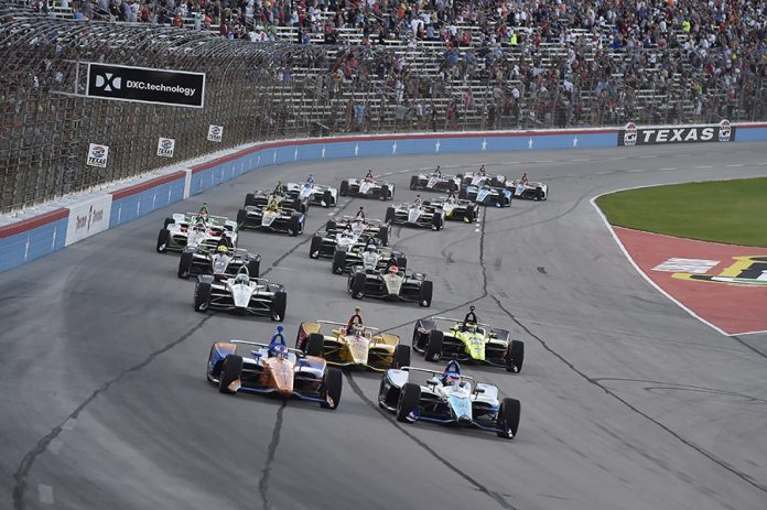 The NTT IndyCar Series will shift to a single-source hybrid system in 2022. (IndyCar Photo)