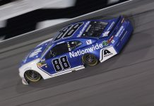 Nationwide Ending Sponsorship