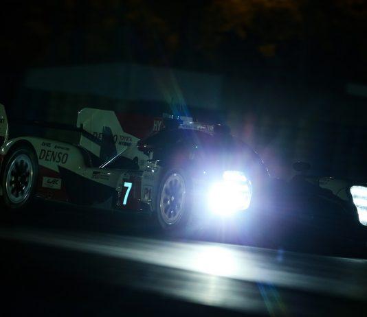 Toyota & Kobayashi On Provisional Le Mans Pole