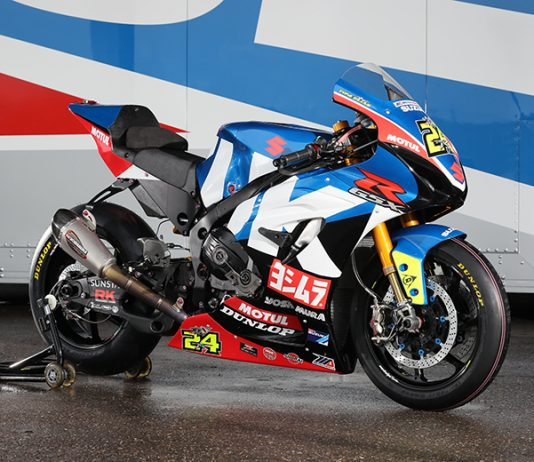 Suzuki and WeatherTech Raceway Laguna Seca have partnered for a special ticket package for the MOTUL FIM Superbike World Championship GEICO Motorcycle U.S. Round. (Brian J. Nelson Photo)