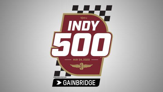 104th Indianapolis 500 Logo