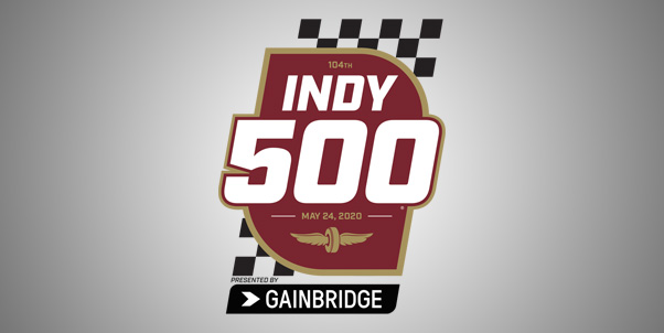 104th Indianapolis 500 Logo