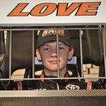 Speed Week Diary: Jesse Love Raring To Go