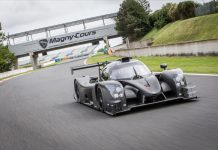 United Autosports will utilize the Ligier JS P320 beginning in 2020. (Underground Pictures Photo)