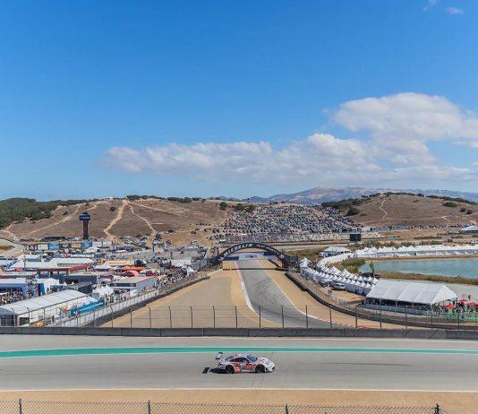 WeatherTech Raceway Laguna Seca.