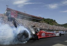 Kalitta Gets 50th Pole