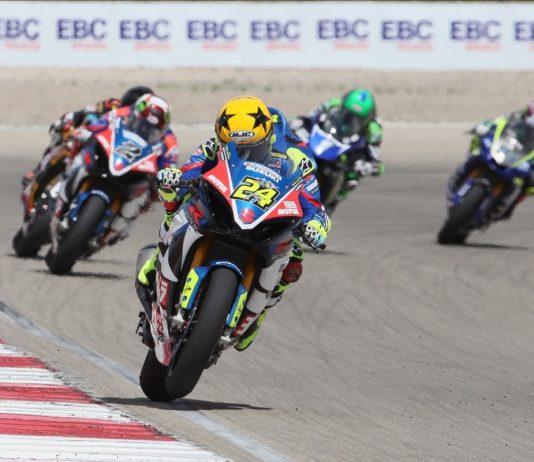 Elias Wins, Reclaims MotoAmerica Points Lead