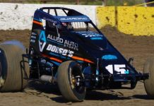 Tristan Guardino (Lance Jennings photo)