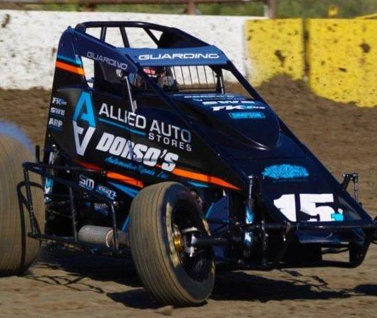 Tristan Guardino (Lance Jennings photo)