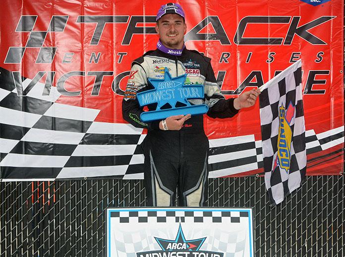Nason Tops Racing's Return To Milwaukee Mile