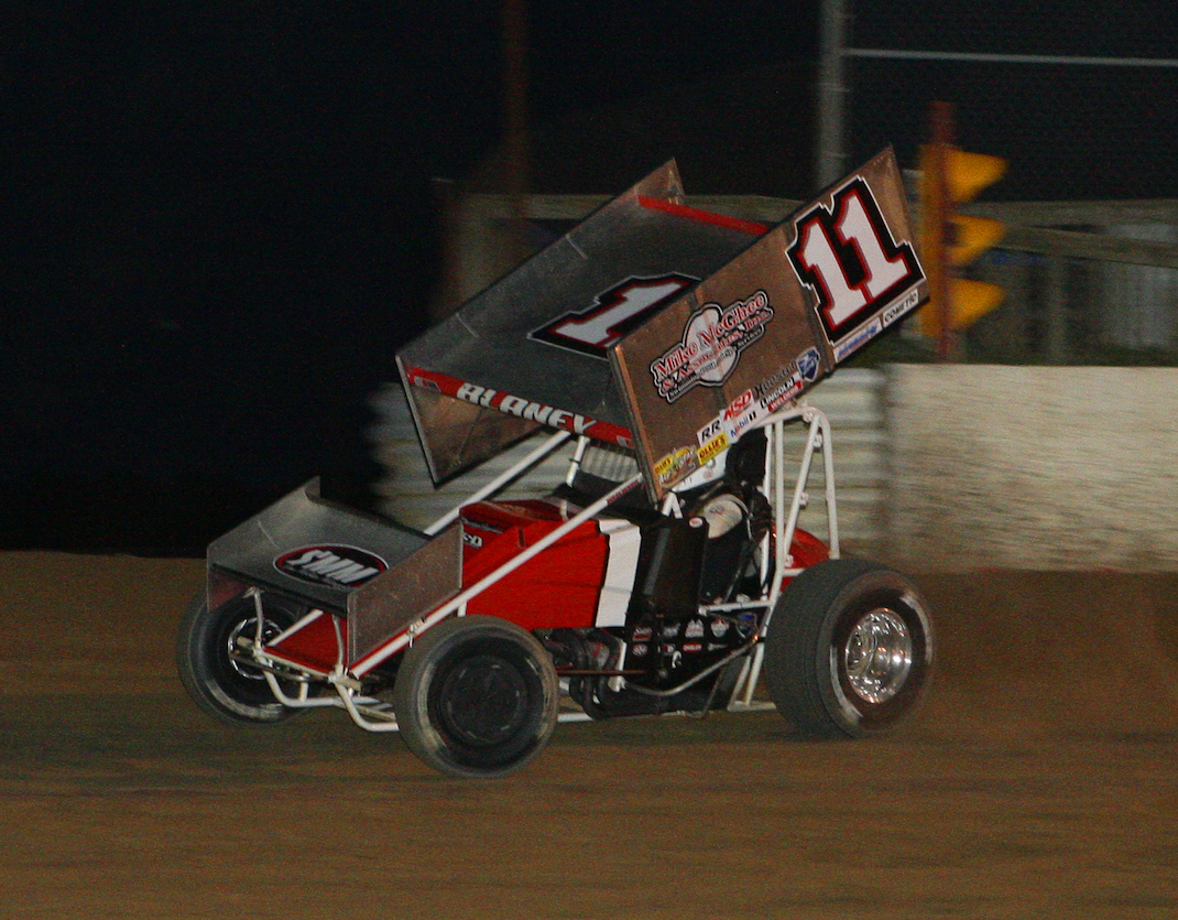 Blaney Holds Off Californians In Ohio