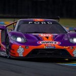 The Keating Motorsports Ford GT has been disqualified from the 24 Hours of Le Mans. (Ford Photo)