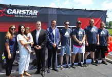 CARSTAR announced Monday it will support Alex Bowman during the Monster Energy NASCAR Cup Series event at Watkins Glen Int'l.