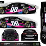Share Pregnancy & Infant Loss Support will be featured on StarCom Racing's No. 00 Chevrolet this weekend at Sonoma Raceway.
