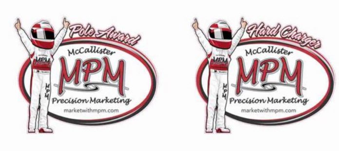 McCallister Precision Marketing will support Atlanta Motor Speedway's Thursday Thunder program.