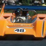 "Mika Häkkinen will drive the 970 McLaren M8D/3 ""Batmobile"" at the Rolex Monterey Motorsports Reunion on August 15-18 at WeatherTech Raceway Laguna Seca."