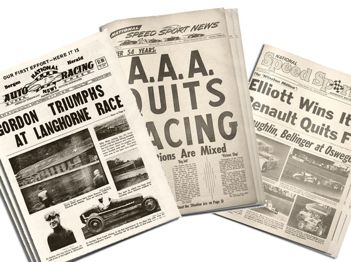 SPEED SPORT has been around for 85 years and covered all of racing's major moments.