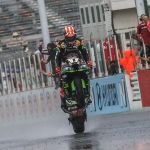 Jonathan Rea rode to victory in Saturday's World Superbike event at Misano World Circuit Marco Simoncelli. (WorldSBK Photo)