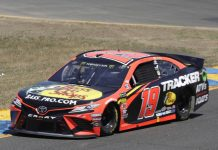 Truex Goes Back-To-Back