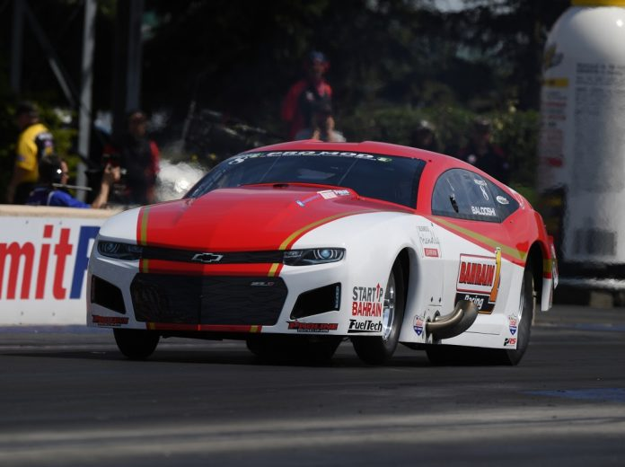 The NHRA has set the 2020 schedule for the E3 Spark Plugs NHRA Pro Mod Drag Racing Series. (NHRA photo)