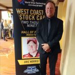 Eric Norris was among the inductees into the West Coast Stock Car Hall of Fame.