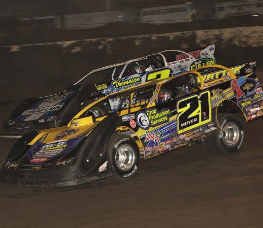 Fairbury Speedway Boasts