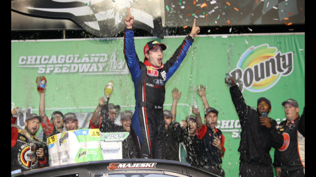 Majeski Rules Chicago ARCA Run | SPEED SPORT
