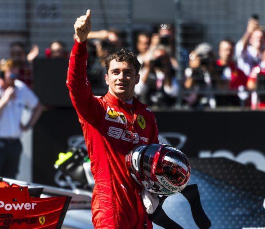 Leclerc Takes Austrian