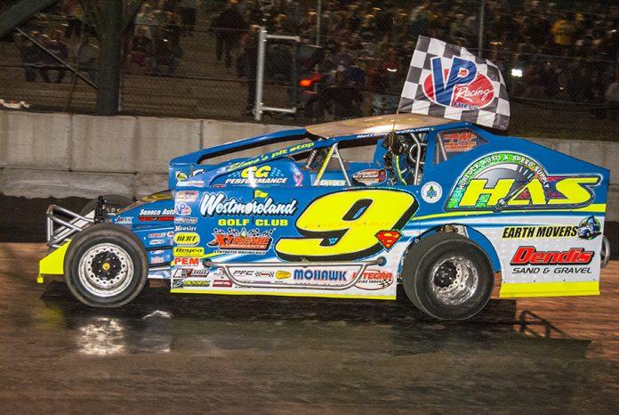 Matt Sheppard (DIRTcar photo)
