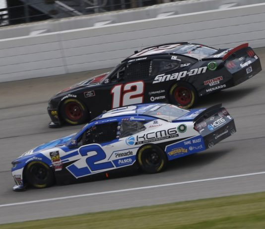 PHOTOS: Xfinity Series Camping