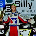 Ty Majeski is the defending winner of the Slinger Nationals at Slinger Super Speedway. (Kim Kemperman Photo)